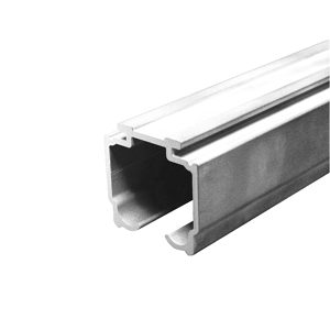 Single Aluminum Top Track U45