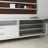 Single Lower Carrier System for Small Cabinet. AL 1535