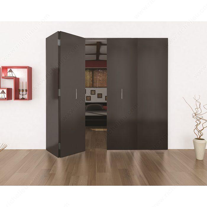 DN 80 PL 2 for Heavy Bifolding Doors - Richelieu Hardware