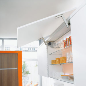 AVENTOS HS Mechanism without SERVO-DRIVE