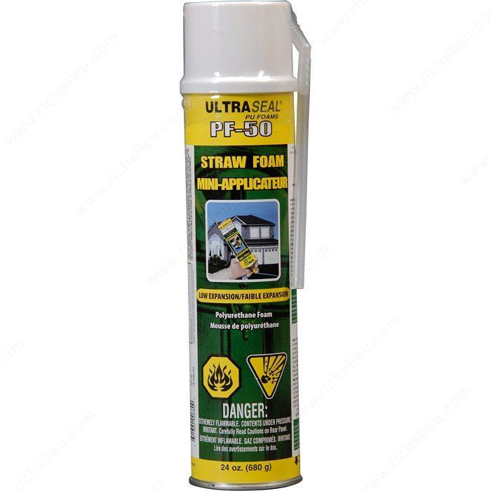 Ultraseal 174 Pf 50 Straw Foam With Straw Richelieu Hardware