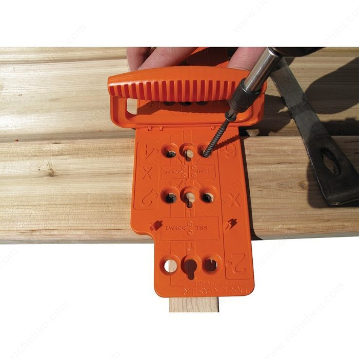 Deck Master System - Richelieu Hardware