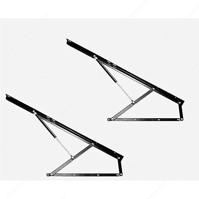 Cama tipo canguro con mecanismo de elevaci n para for Table qui se leve