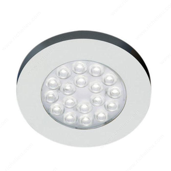 Led puck light 12 w 24 v richelieu hardware aloadofball Image collections