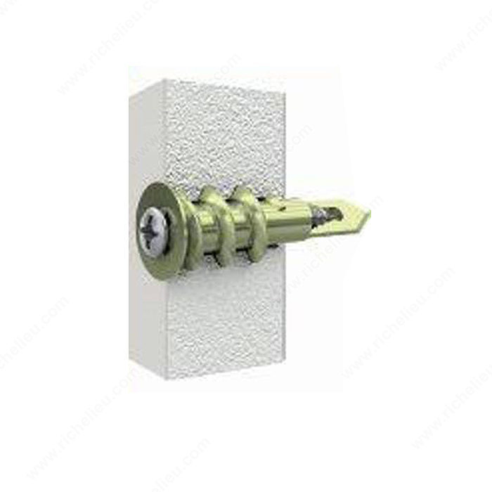 Metal Self-Drilling Anchor for Drywall - Richelieu Hardware