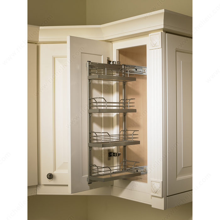Kitchen Cabinet Uppers: Dream Maple Upper Cabinet Pull-Out