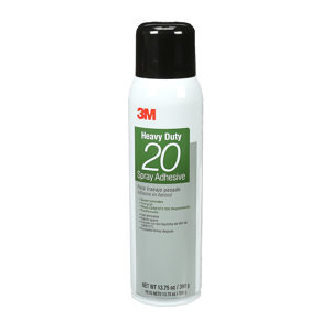 3M Series 20 Aerosol Spray Adhesive