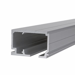 Wall-Mounting Aluminum Running Track, Pre-Drilled, 3.5 m