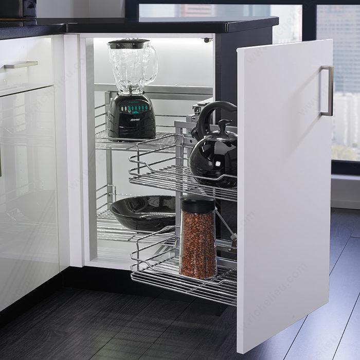 Blind Corner Kitchen Cabinet: Richelieu Hardware
