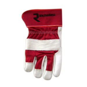 Cowhide Fitters Work Gloves