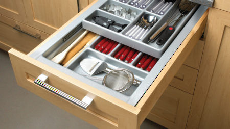 Drawer Organization Richelieu Hardware