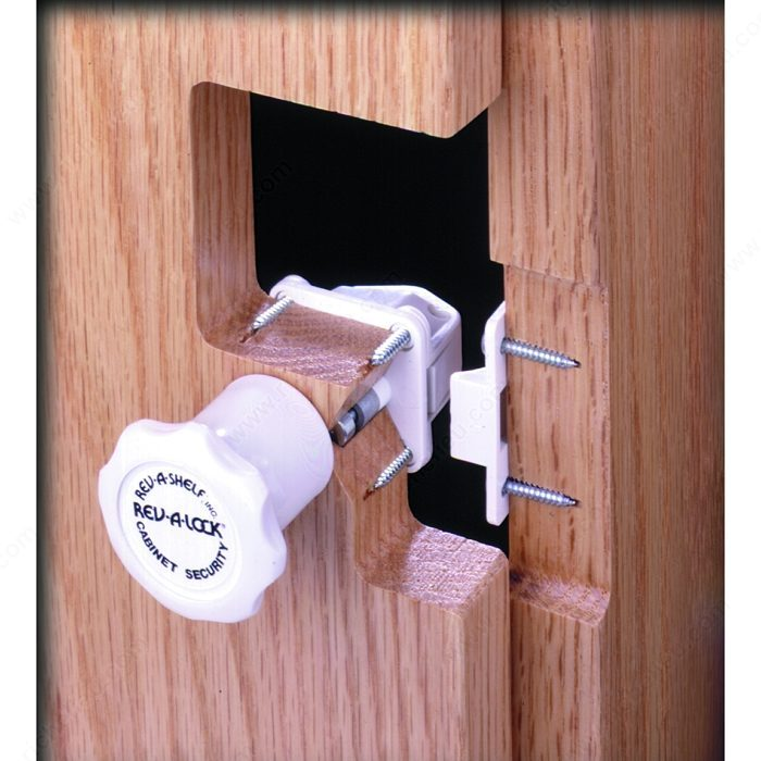 Latch for Magnetic Key System-3