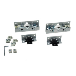 Internal Door Hardware Set for One Sliding Door, 60 kg