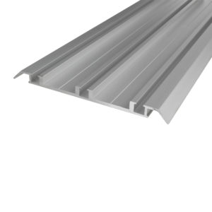 Surface mounting triple guide track 3 5 m richelieu for Surface garage double