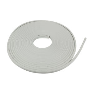 Sealing (Bumper) Profile, Grey, 10 m