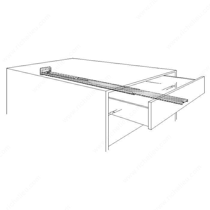 Drawer Slide Kv Undermount Drawer Slide Instructions