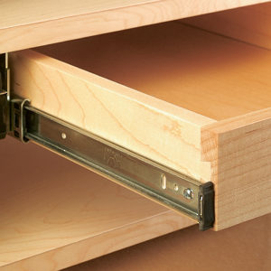 8250 Series Variable-Height Pencil Drawer Slides