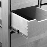 8414 Series Hold-Out Precision Drawer Slides