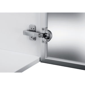 Clip Top Blumotion Hinges for Aluminum-Framed Doors