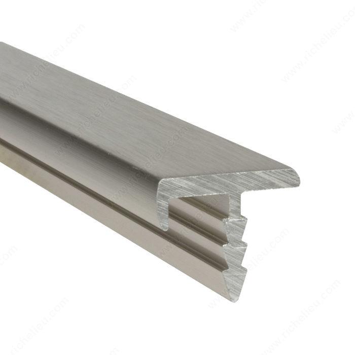 Anodized Aluminum Anodized Aluminum T Molding