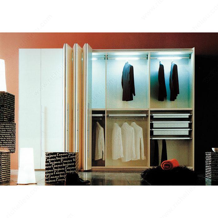 Accessoires de portes coulissantes et pliantes - Quincaillerie de
