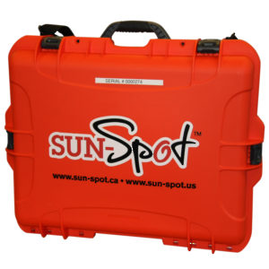 Sun-Spot Carrying Case