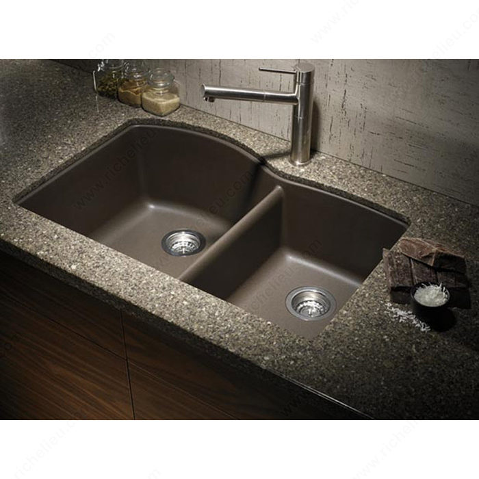 Blanco Sink - Diamond U 1-3/4-3