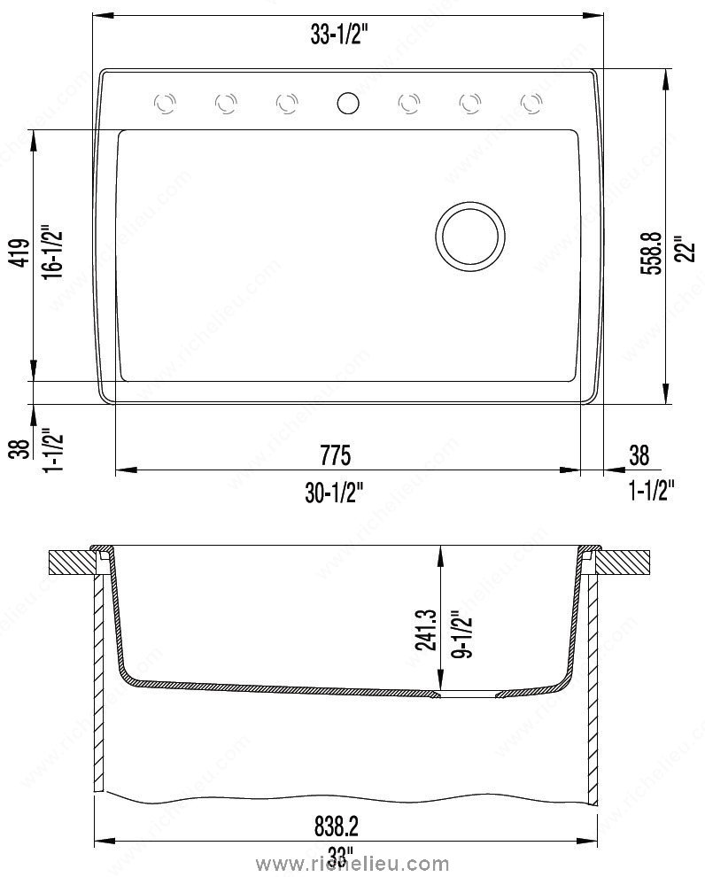 blanco sink drain installation instructions