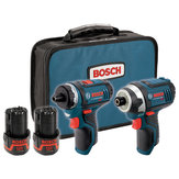 Impact Drill/Driver Combo