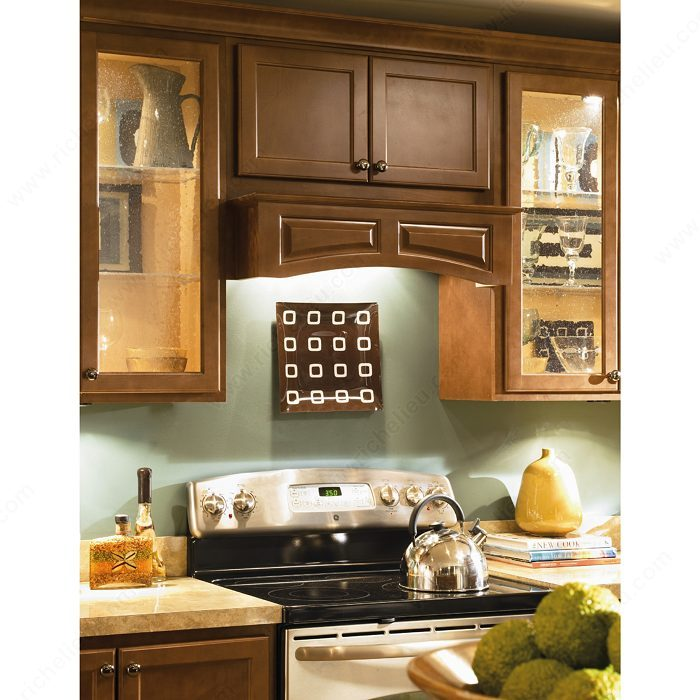 hotte s rie signature quincaillerie richelieu. Black Bedroom Furniture Sets. Home Design Ideas