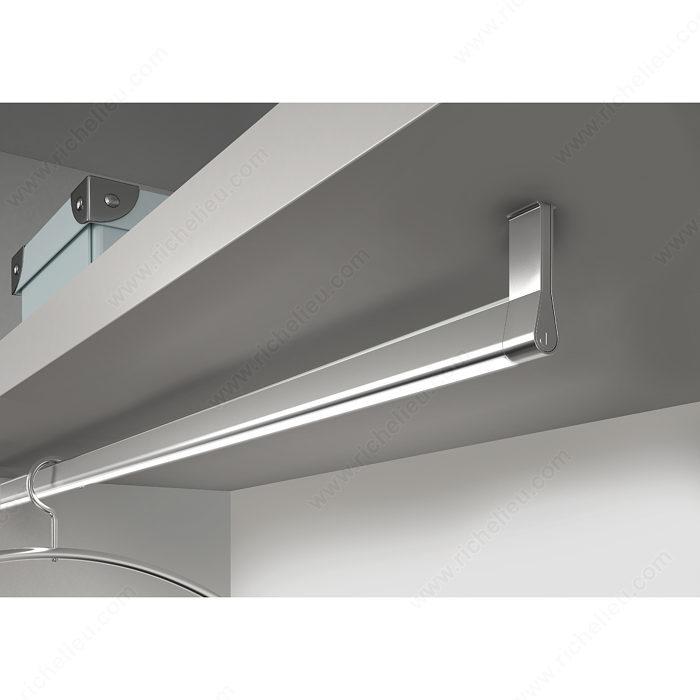 Led Goccia Designer Closet Rod