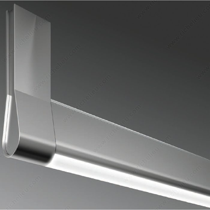 Lighting For Closets: LED Goccia Designer Closet Rod