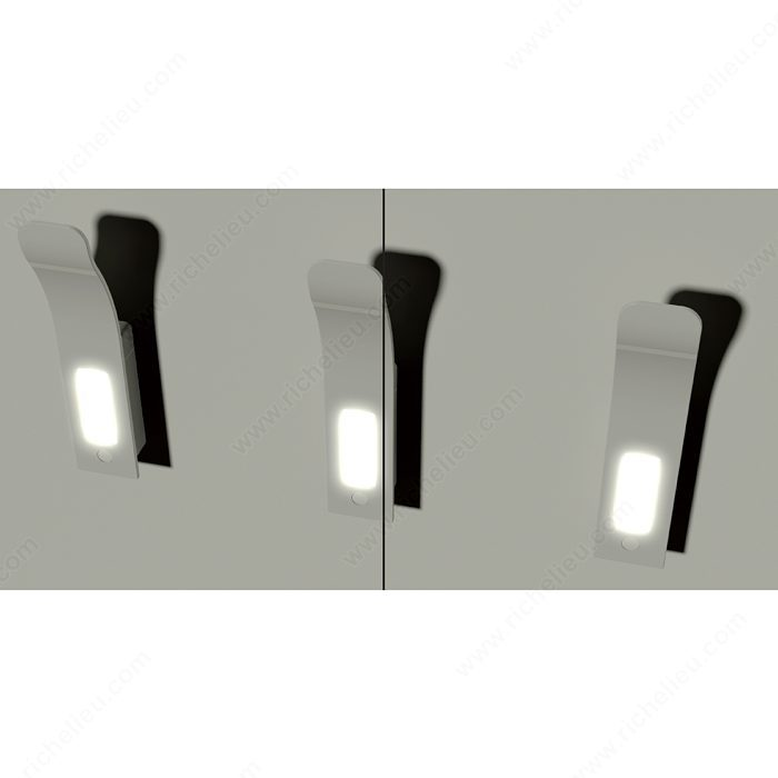 Contemporary LED light hook - 1086-3