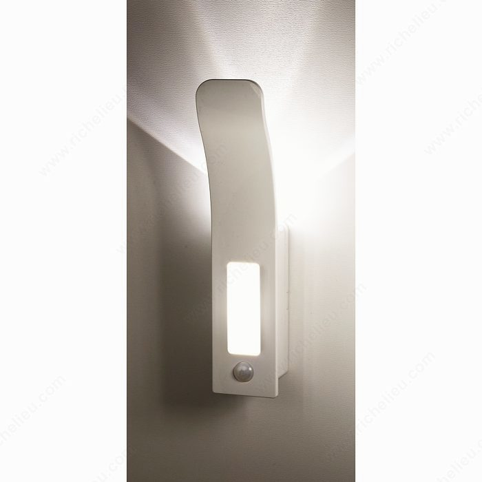 Contemporary LED light hook - 1086-1
