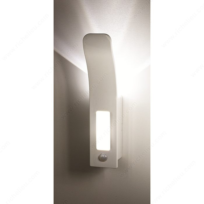 Contemporary LED light hook - 1086-4