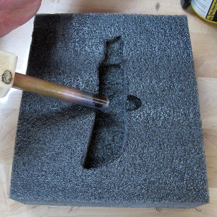 Kaizen Shaping Foam Richelieu Hardware