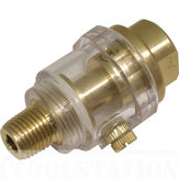 Mini In-Line Lubricator, 1/4""