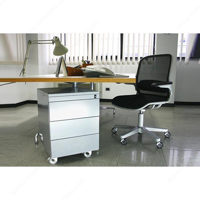 roulettes design pour meubles de bureau quincaillerie richelieu. Black Bedroom Furniture Sets. Home Design Ideas