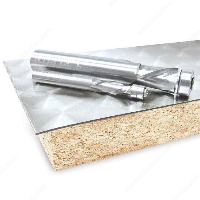 M ches de toupie pour stratifi s en aluminium for Ico travailleur com ikea