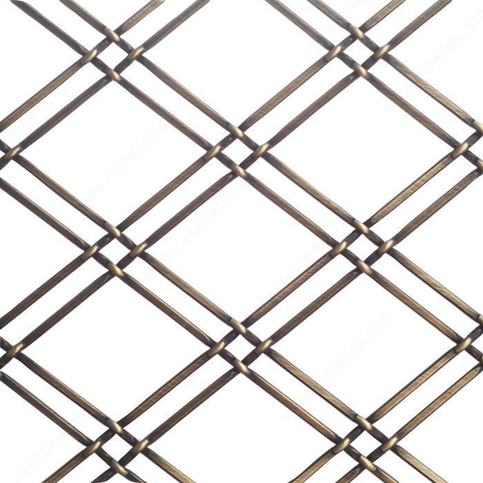 Decorative En Wire | Decorative Wire Mesh 881 Richelieu Hardware