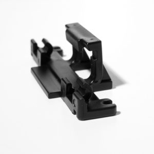 Snap Front Hooking System for Lower Rail. PS40.1/PS40.2