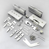 Pivot Door Kit for Glass Door up to 120 kg (264 lb.)