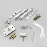 Pivot Door Kit for Wood Door up to 120 kg (264 lb.)