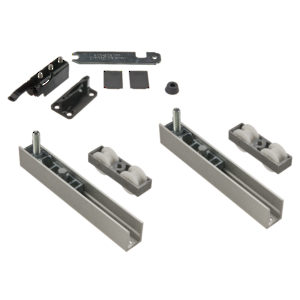 Hardware Set for 1 Sliding Door Hawa Junior 80B