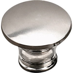 Contemporary Metal Knob - T46702