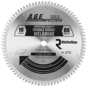 Double-Face Melamine Saw Blade