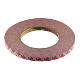 Double-Sided Adhesive Tape for Protective Edge Trim - 50 m