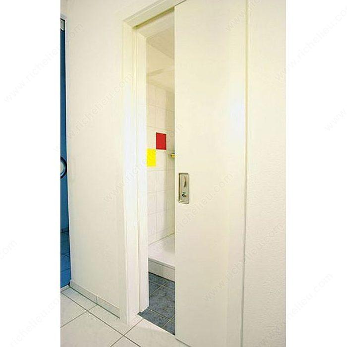 Hawa Silent Stop Bar Bolt Lock For Sliding Doors