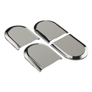 Rounded cover plate (4)