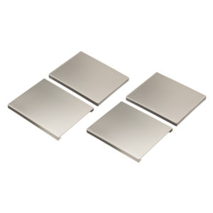 Square Cover Plate - 4-Piece Set
